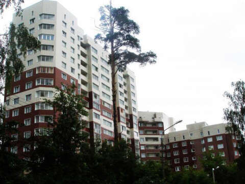 Жилой дом на ул. 2-я Домбровская